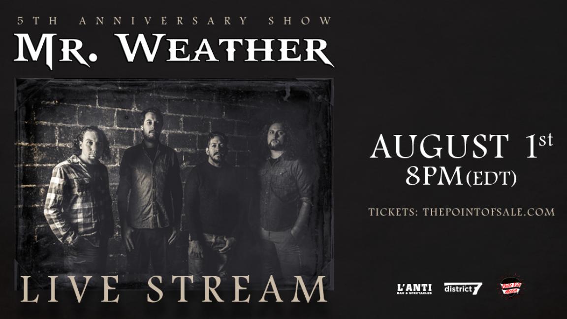 Mr. Weather (Livestream)