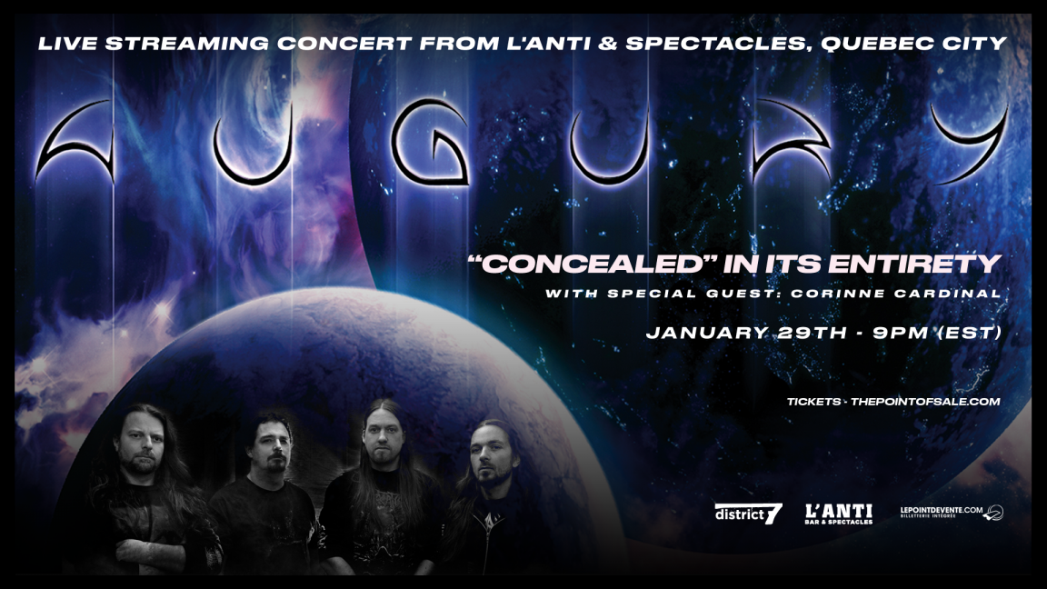 Augury - Live stream concert