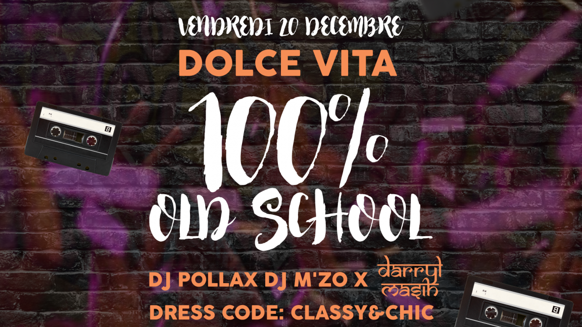 Dolce Vita-Old School Affair