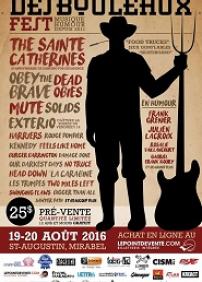 DesBouleaux Fest 6e édition