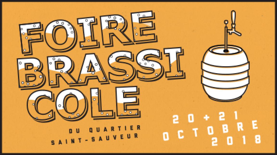 Foire brassicole du quartier Saint-Sauveur