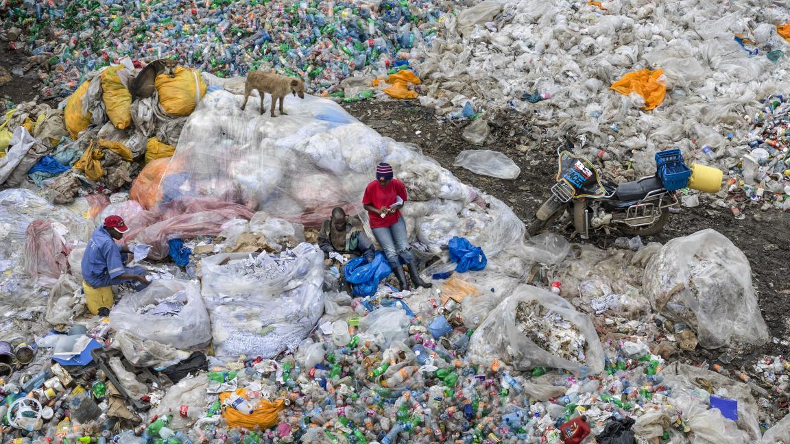 CINÉ-ÉCHANGE   Anthropocène : L'époque humaine