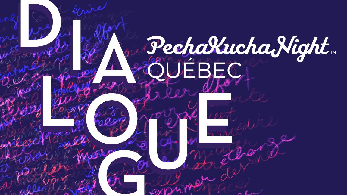 Soirée PechaKucha ● Dialogue