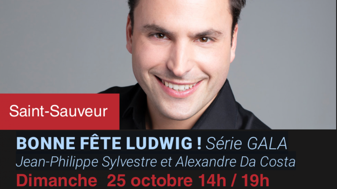 Bonne Fête Ludwig ! (14h)
