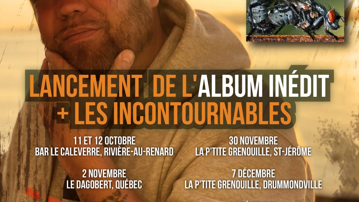 Lancement de l'Album INÉDIT + Les Incontournables