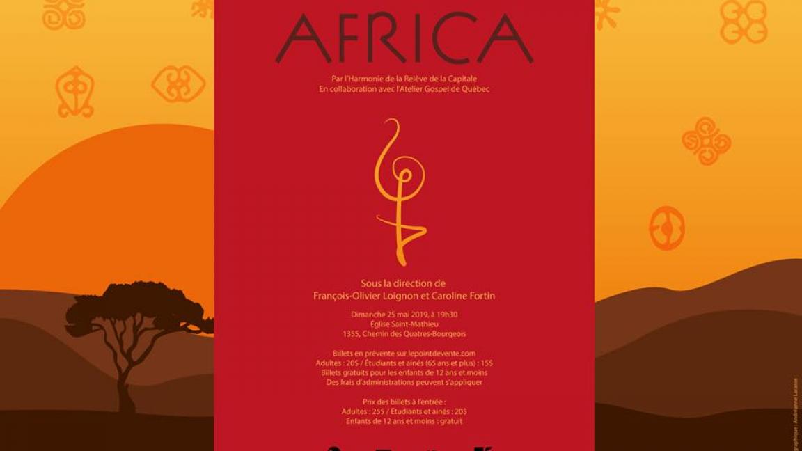 Concert Africa