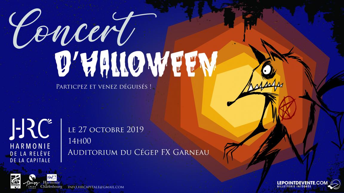 Concert d'Halloween
