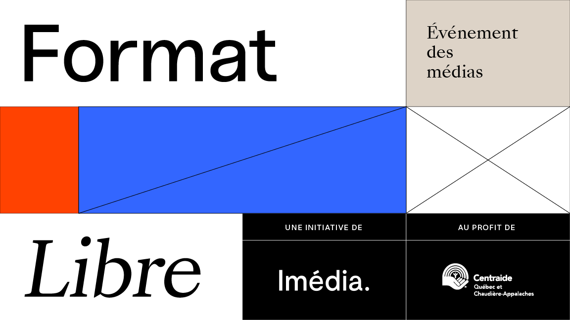 Format Libre, Événement des médias.