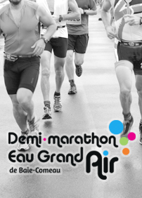 Demi-Marathon Eau Grand Air de Baie-Comeau