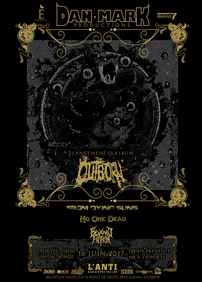 Lancement The Outborn