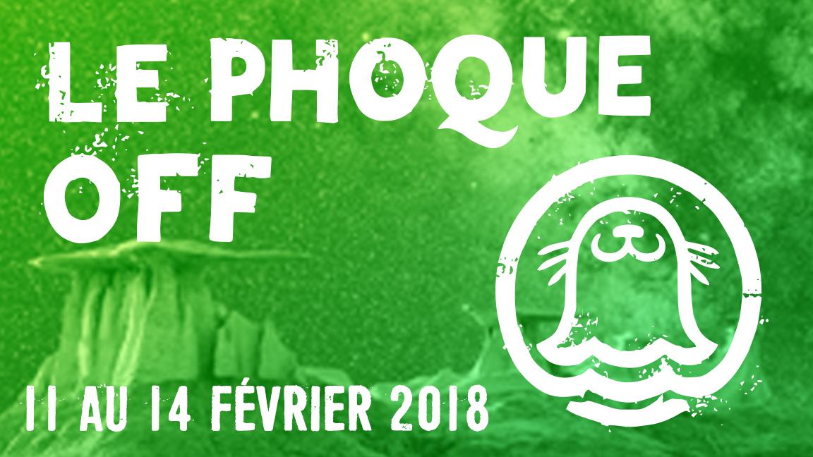 Le Phoque OFF 2018 - PRO