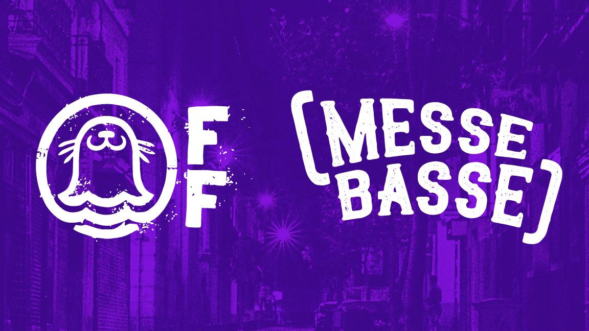 Le Phoque OFF x Messe Basse 2019 - PRO