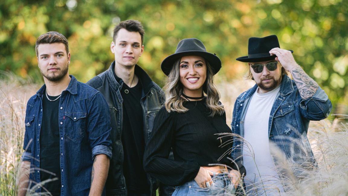 Collecte de fonds - Blue Ridge Band