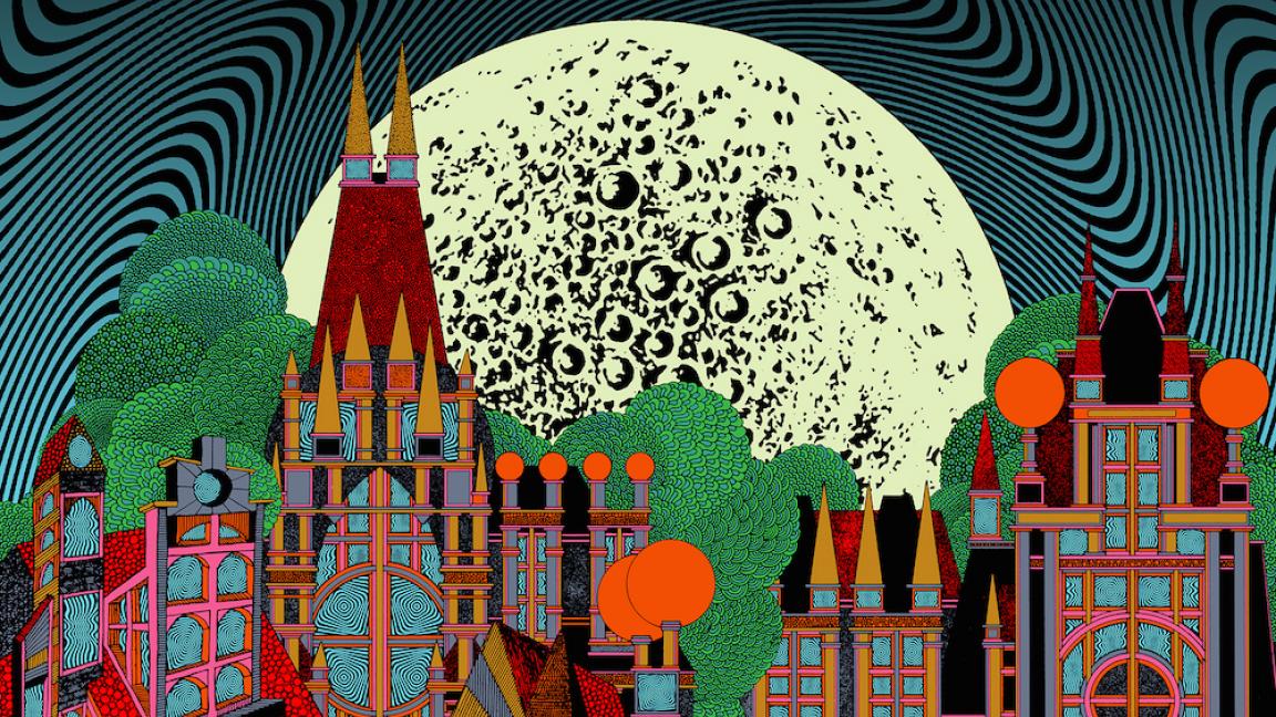 DUNES + JANE & THE MAGIC BANANAS + XARAH DION (DJ SET)