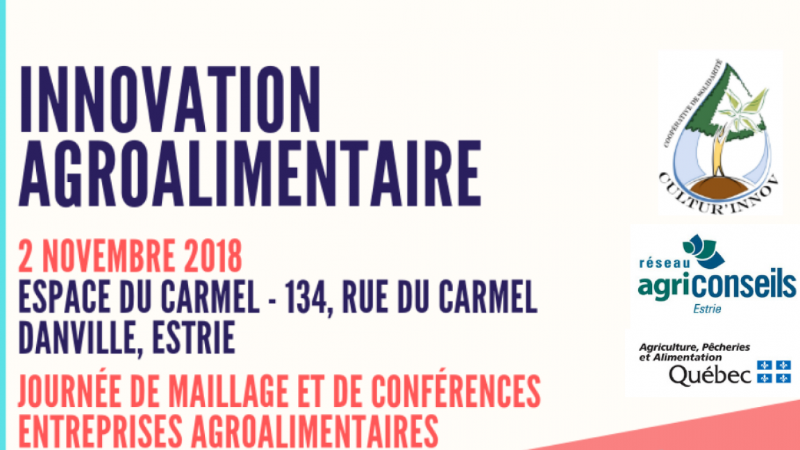 Innovation agroalimentaire