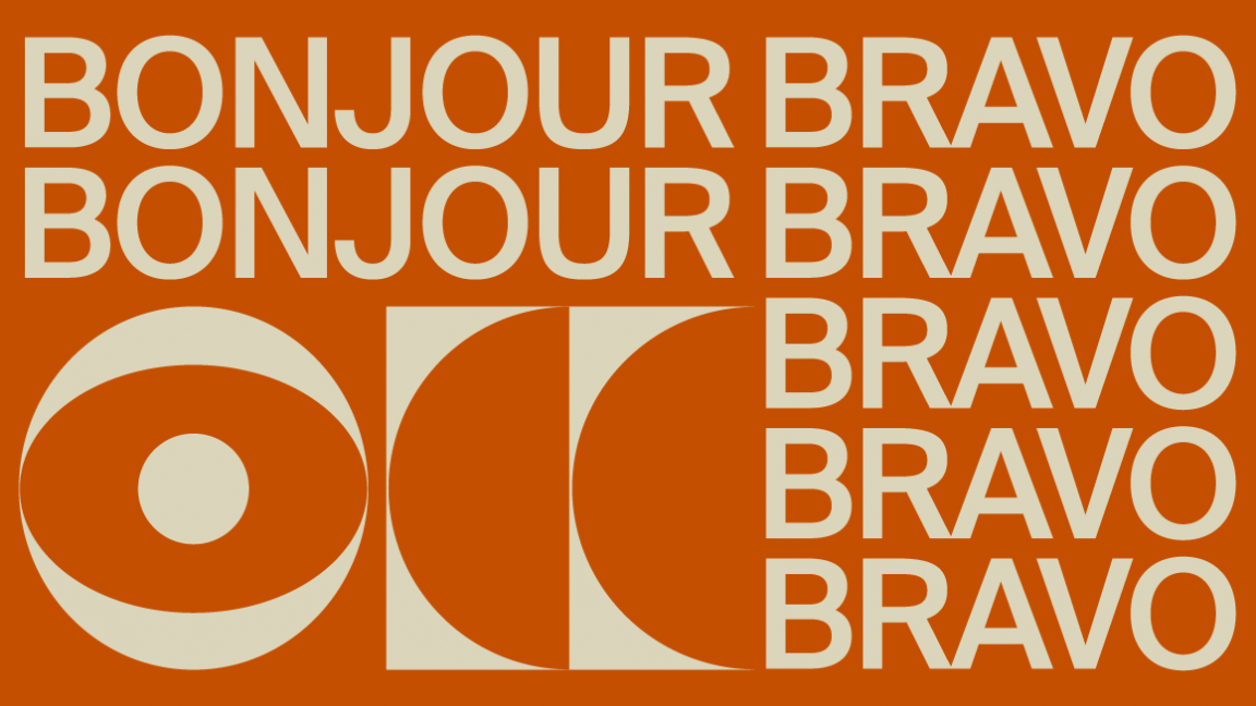 Bonjour Bravo | un événement virtuel unique avec prestations et entrevues
