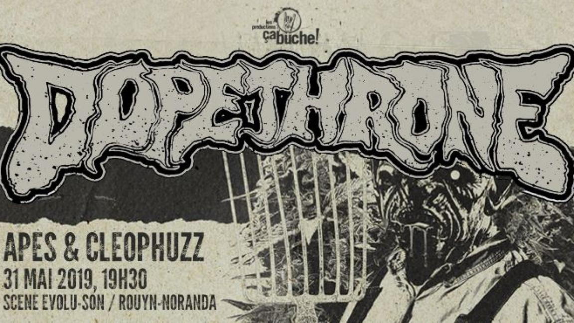 Dopethrone, Apes & Cleõphüzz