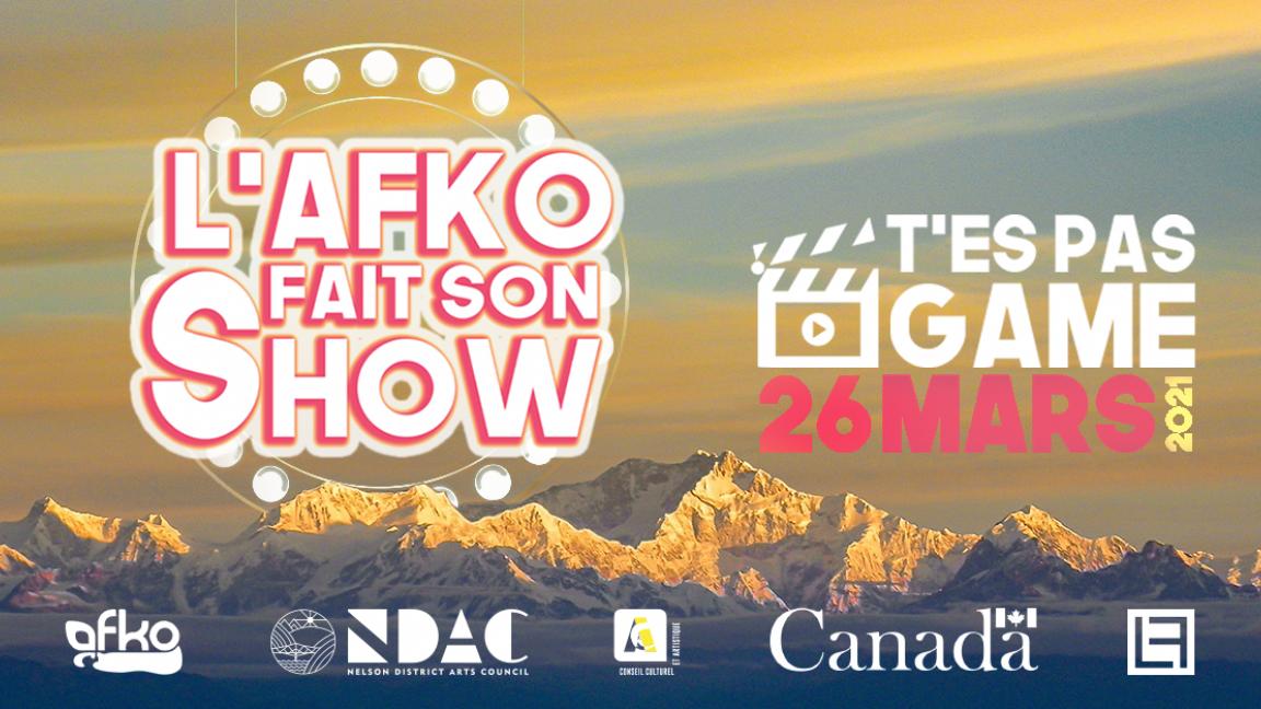 AFKO FAIT SON SHOW 2021