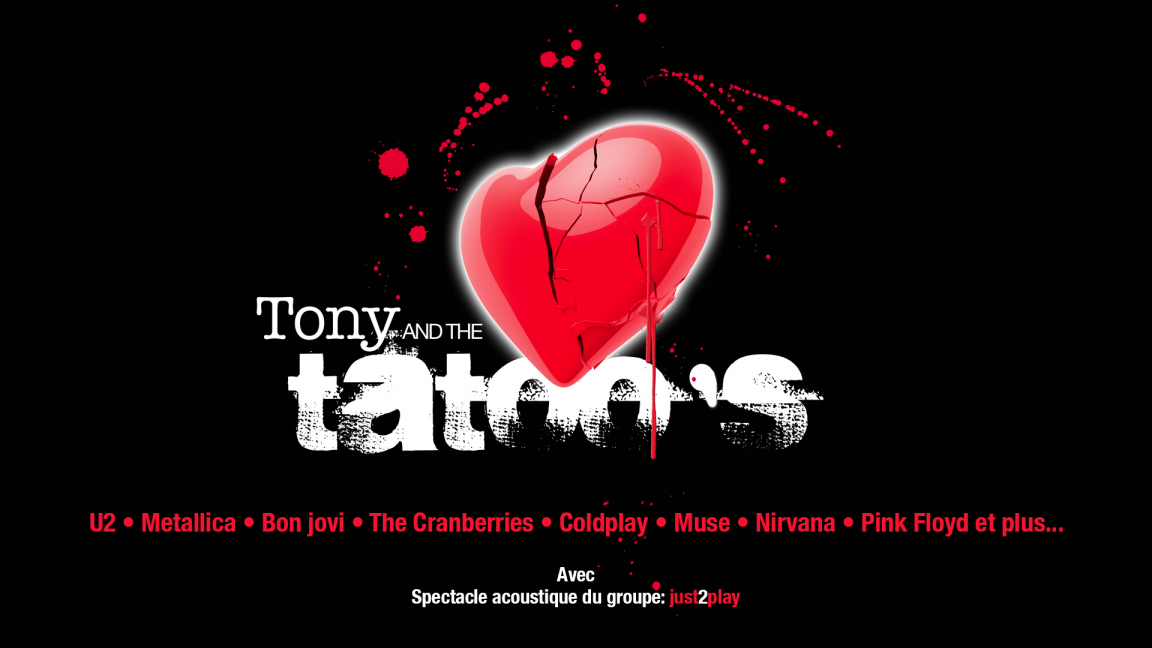 Tony and the Tatoo's