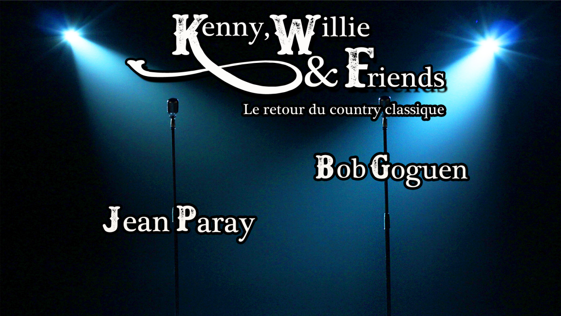 """Kenny, Willie & Friends"""