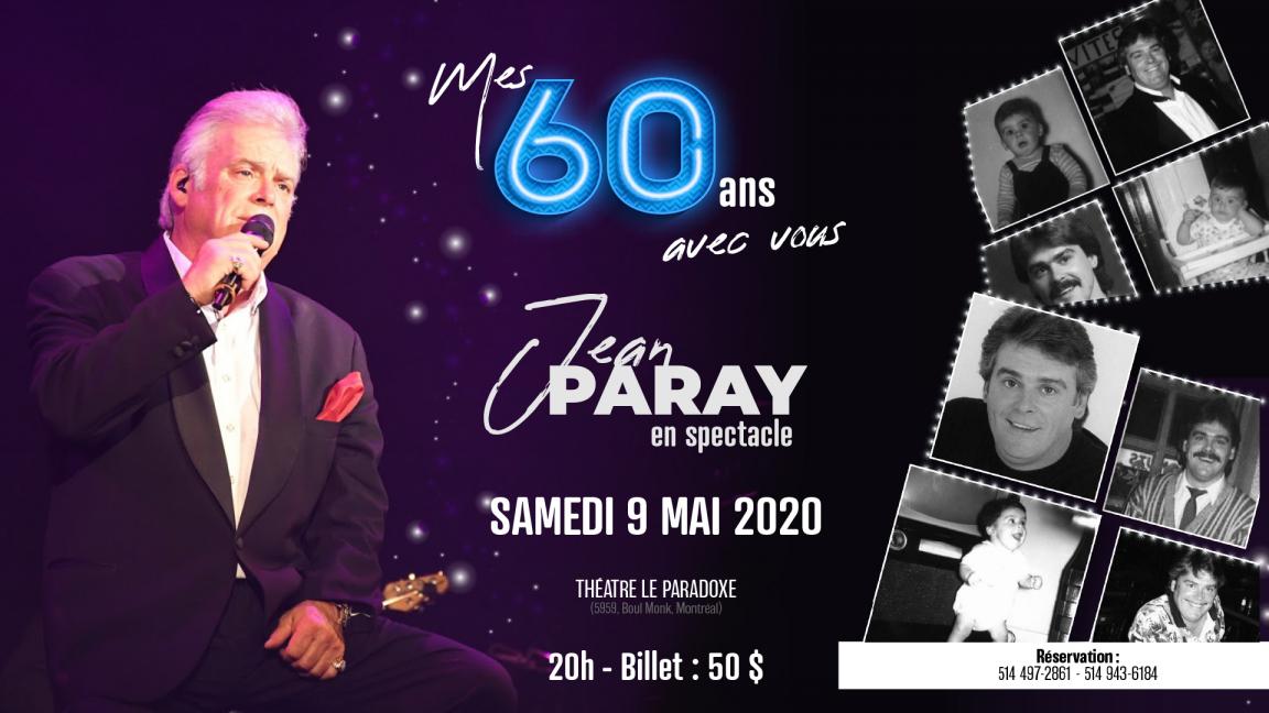 Mes 60 ans avec vous, par Jean Paray