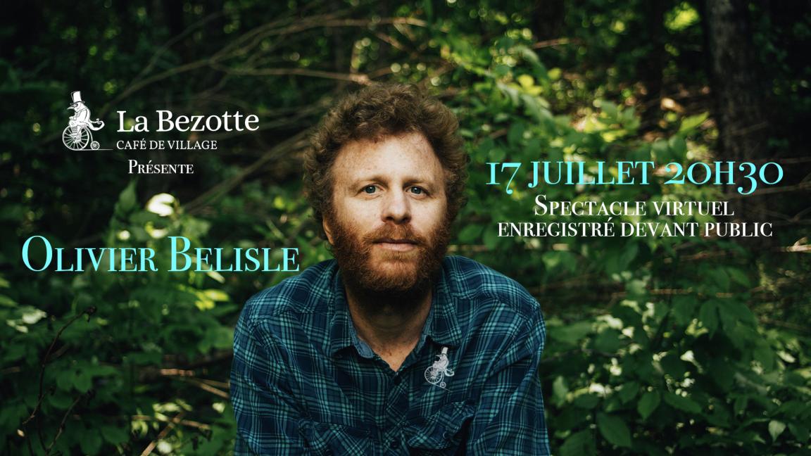 Olivier Belisle en trio à La Bezotte
