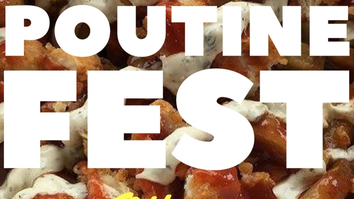 Beer and Poutine Festival 2018