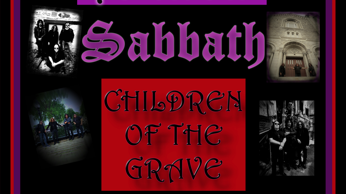 Hommage à BLACK SABBATH par Children of the Grave