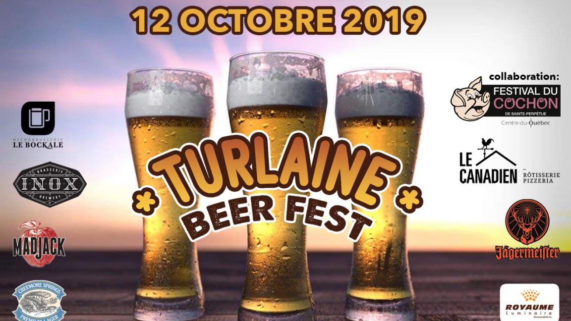 Turlaine Beer Fest à Ste-Perpétue