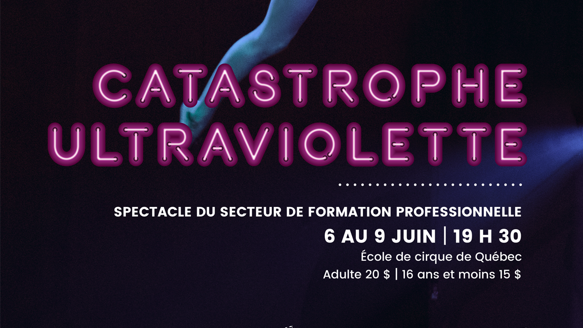 Catastrophe ultraviolette