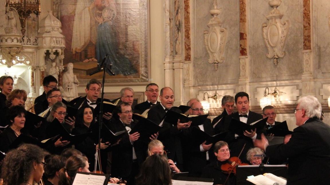 Concert de fermeture des Choralies 2019 - Ensemble Da Capo