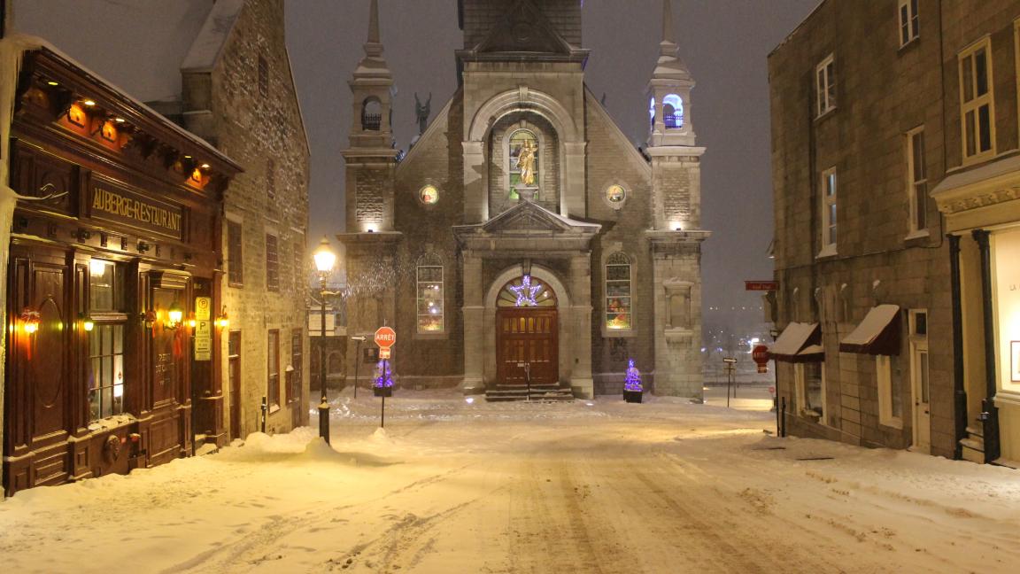 Messe Veille de Noël à Bonsecours