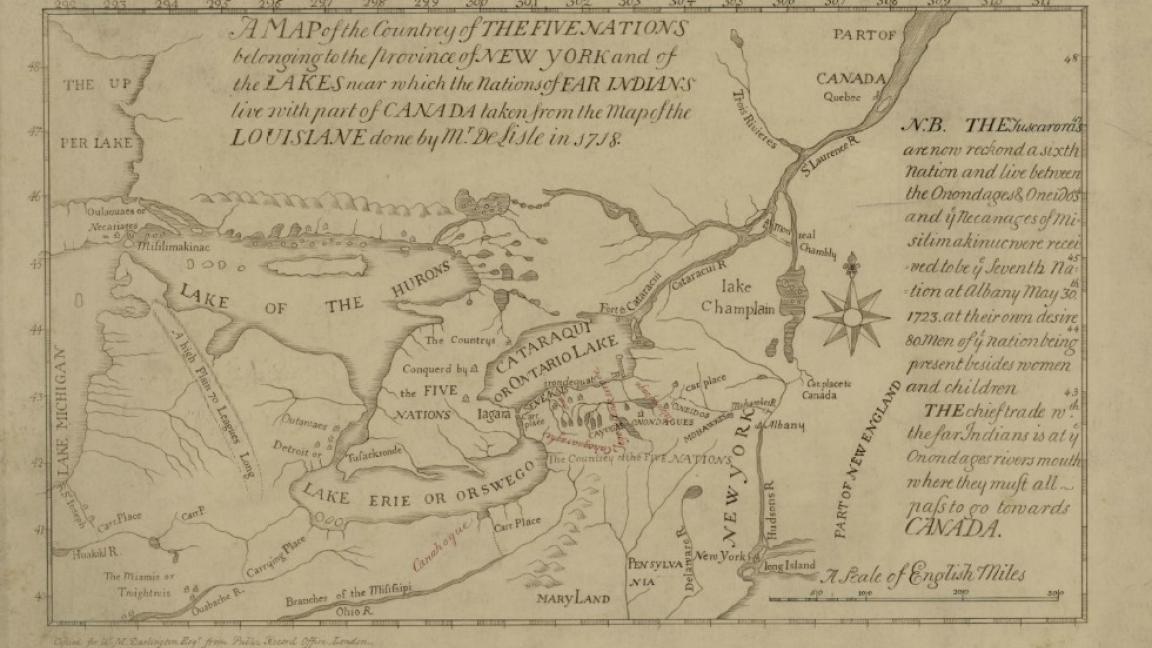 Mois de l'archéologie: la Nouvelle-France