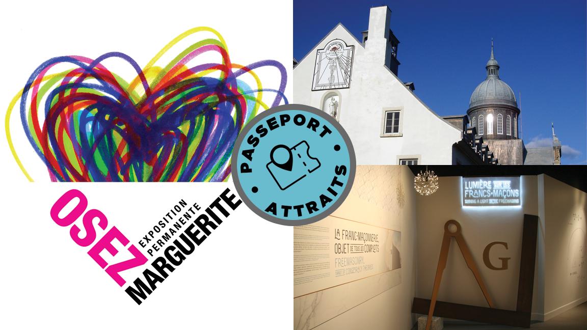 Site historique Marguerite-Bourgeoys - Passeport les musées le long du St-Laurent