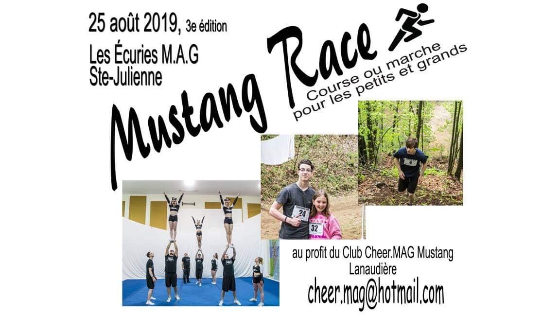 Mustang Race 3e édition