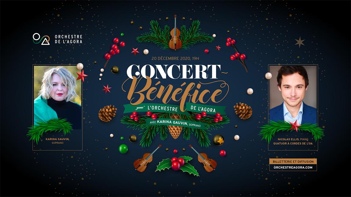 Benefit concert 2020
