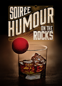 Soirée Humour on the rocks