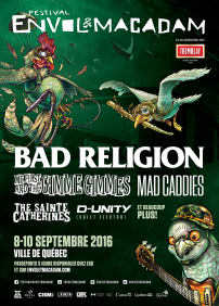 Bad Religion, Me First and the Gimme Gimmes, Mad Caddies