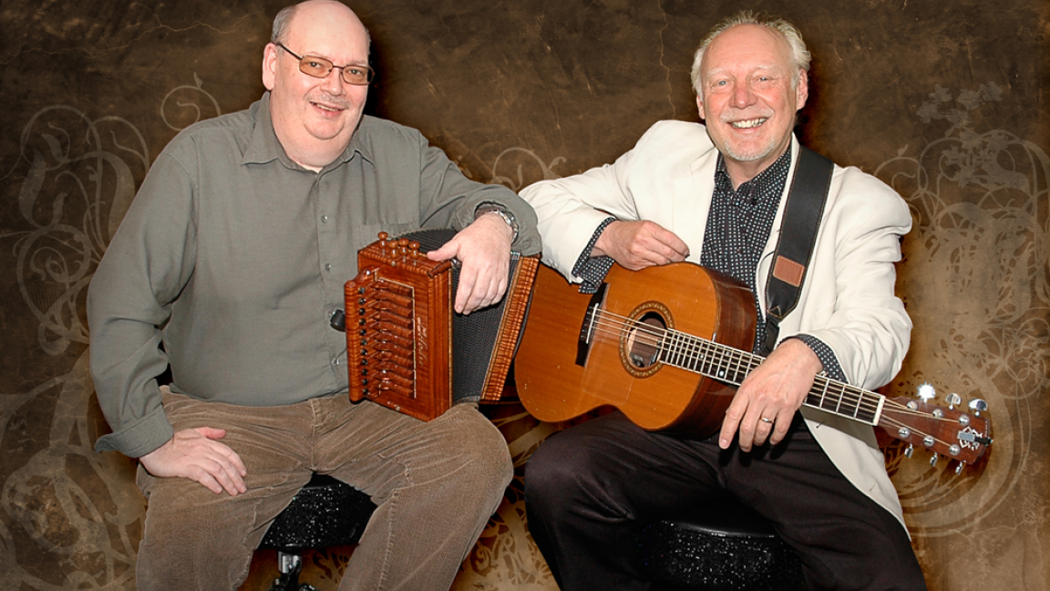Raynald Ouellet et Bruno Gendron