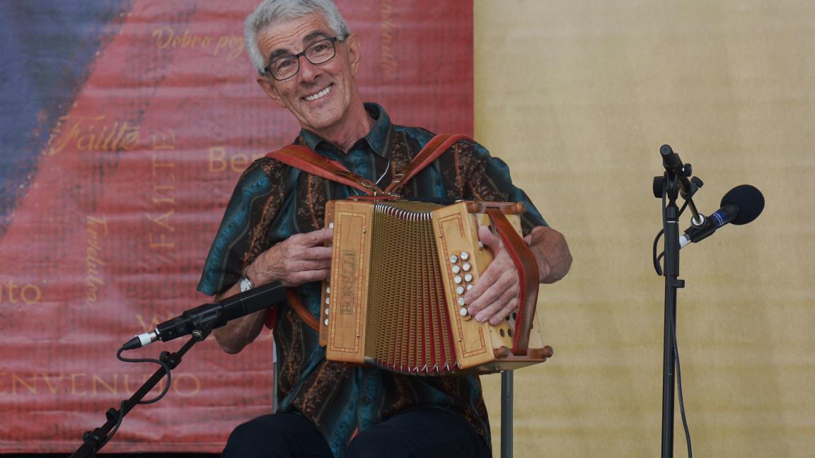 Musée de l'accordéon - Spectacles extérieurs