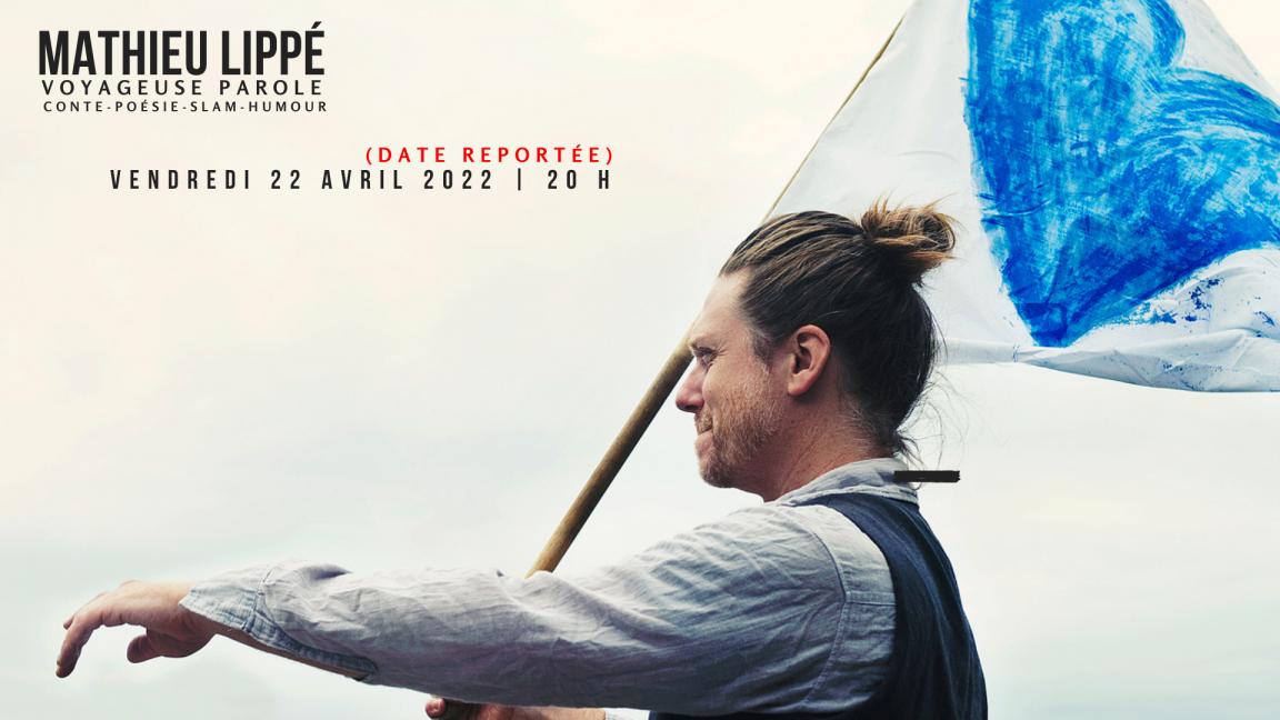 Mathieu Lippé - Voyageuse parole