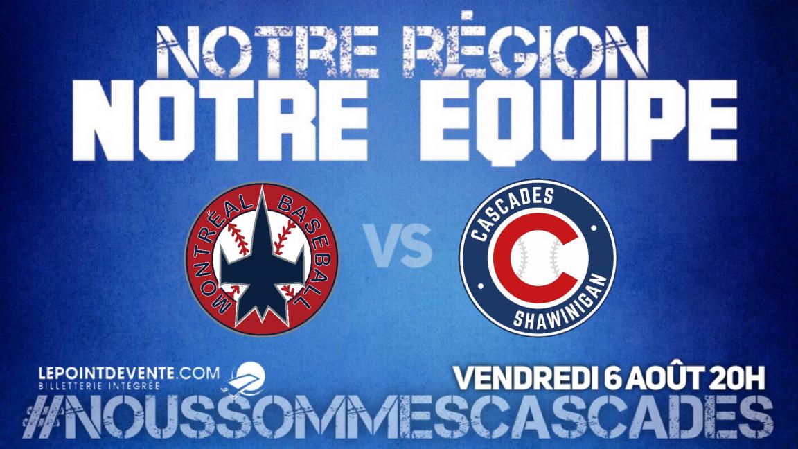 Jets de Montréal VS Cascades