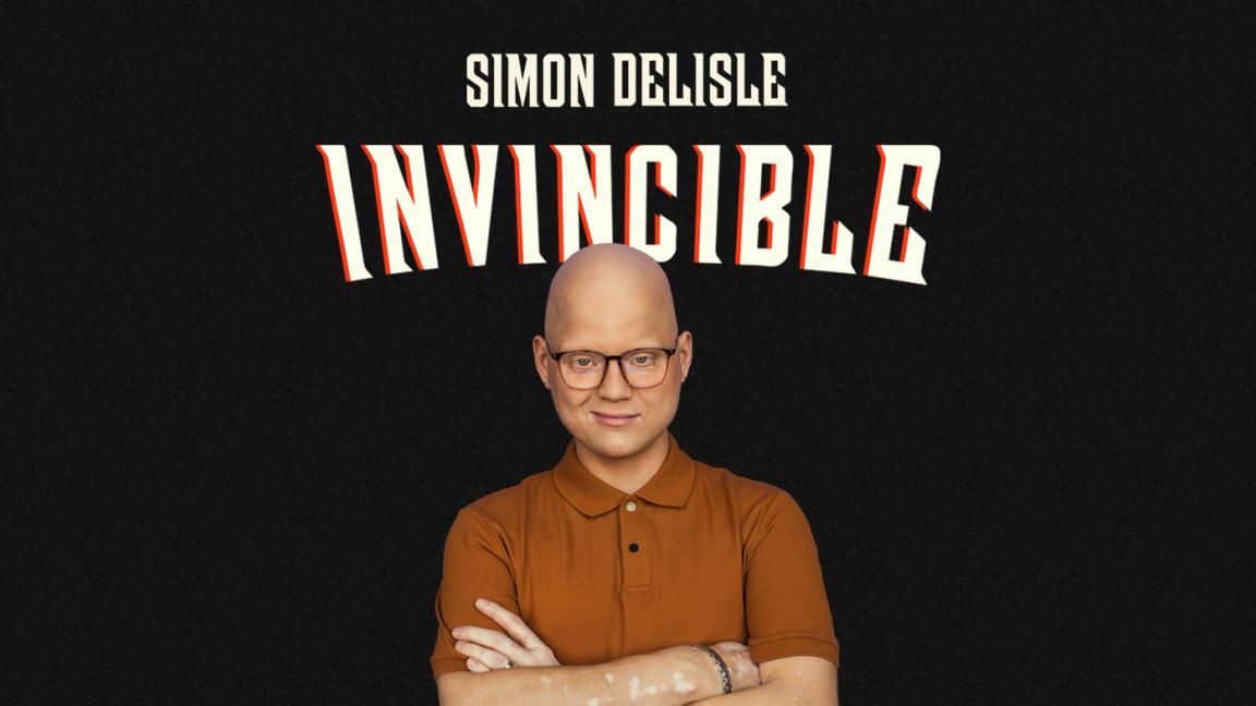 SIMON DELISLE - INVINCIBLE