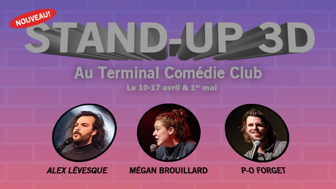 Stand Up 3D