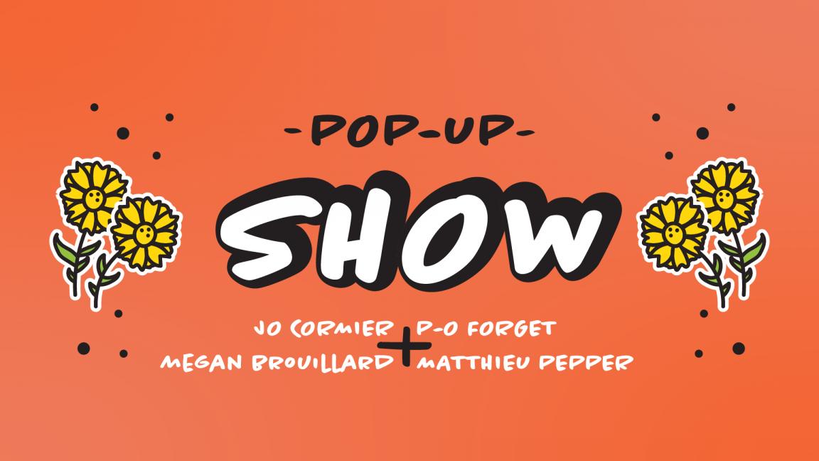 Pop-Up Show