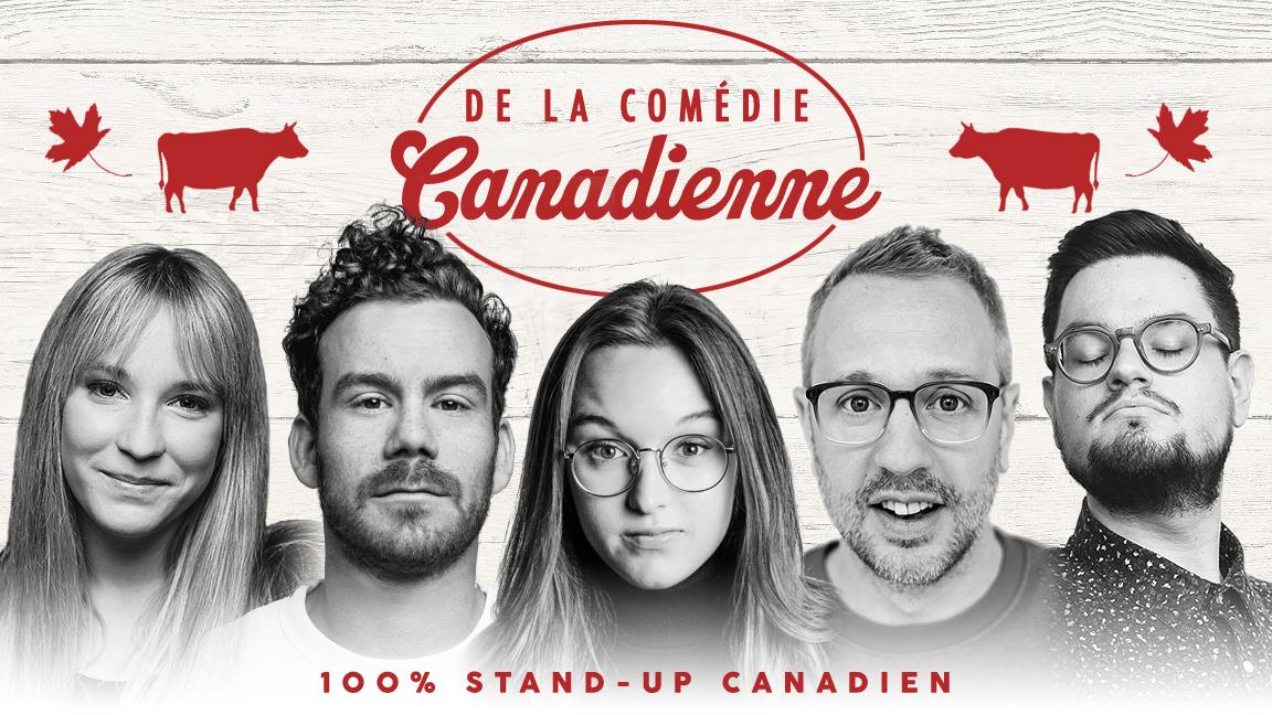 De la comédie canadienne