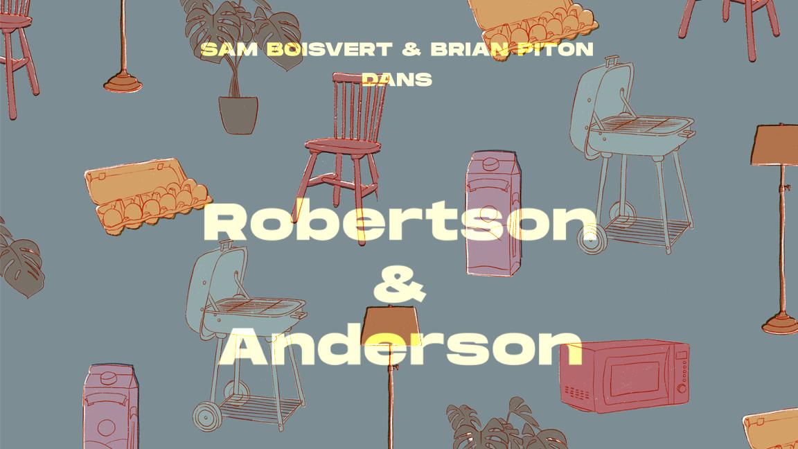 Robertson & Anderson