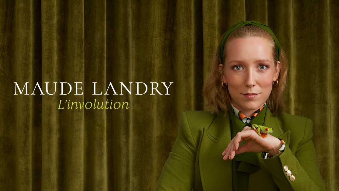 L'involution - Maude Landry