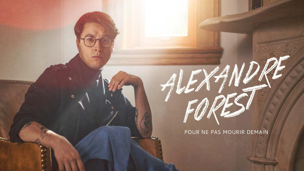 Pour ne pas mourir demain - Alexandre Forest