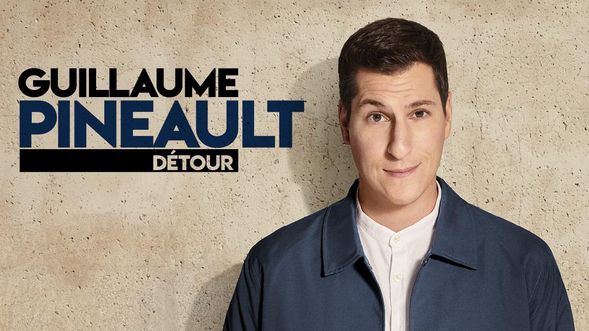 Détour - Guillaume Pineault